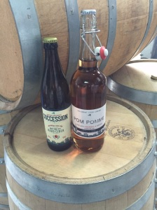 Descendant's year-round ciders