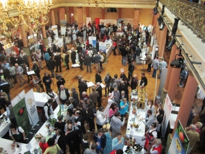The 2015 Apfelweinmesse gets underway
